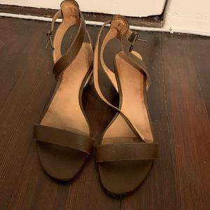 Madewell Heeled Sandal